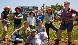farm staff and interns